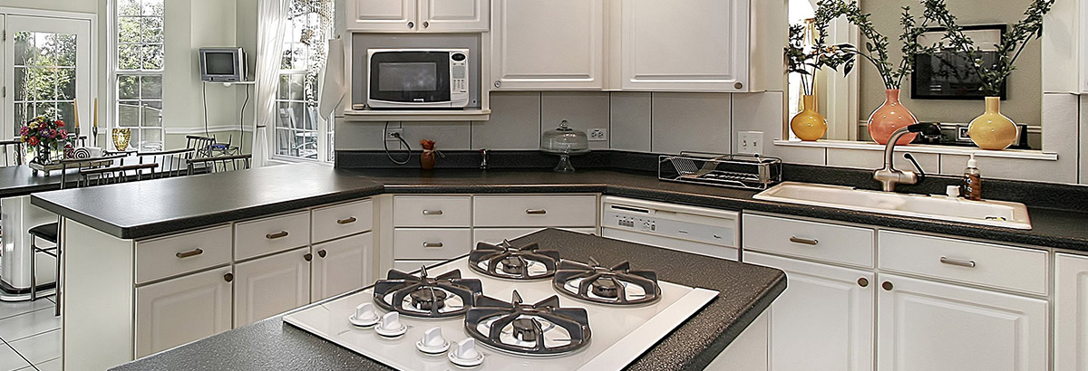 image of kitchen countertops